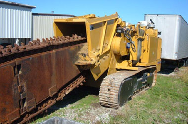 Trencor T1460HDE Rock Trencher