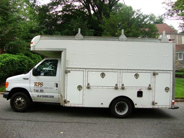 e350 super duty work truck 2004