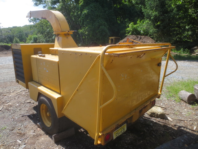 Vermeer BC1800 Wood Chipper