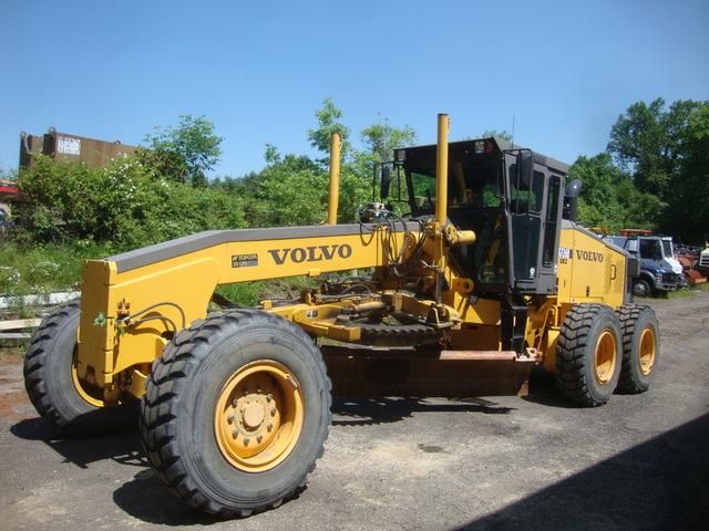 Volvo g726b motor grader motor graders for sale for Used motor graders for sale