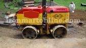 Wacker Neuson 820 Padfoot Compactors