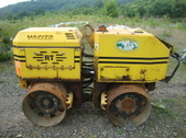 Wacker RT820 Compactor