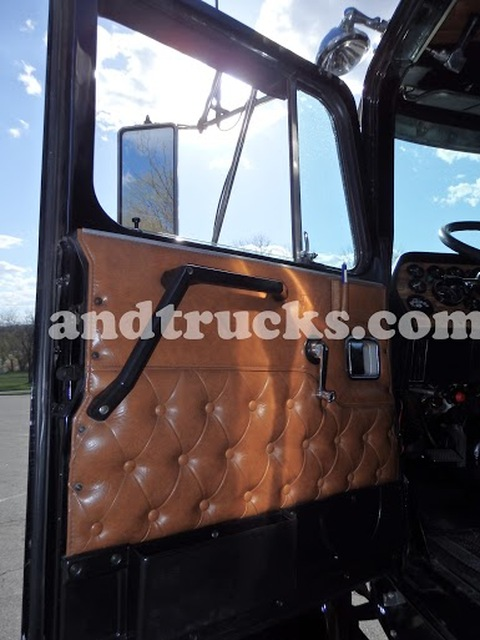 used western star 4964 tri axle for sale