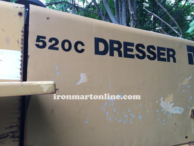 Dresser Wheel Loader 520C