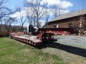 Witco 40 ton trailer
