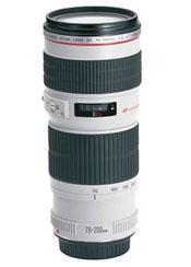 Canon EF 70-200m f/4L lens