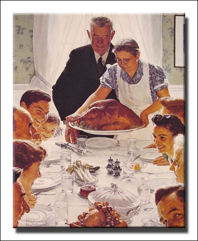 The Utah Amicus A Norman Rockwell Thanksgiving
