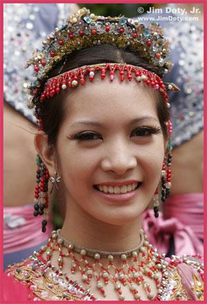 Dancer, Manila Ballet