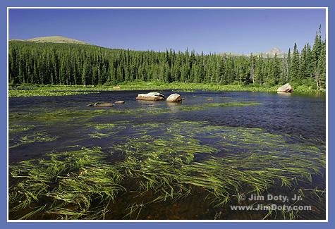 Red Rock Lake Colorado