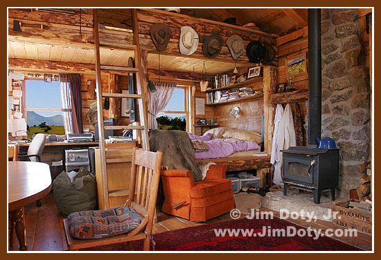 Cabin, Bear Basin Ranch, Westcliffe, Colorado
