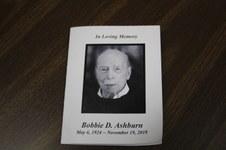 Bobbie D Ashburn