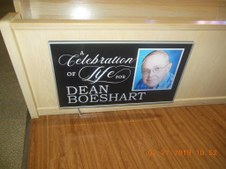 Dean F Bosehart