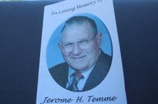 Jerome H. Temme