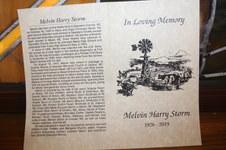 Melvin Henry Storm