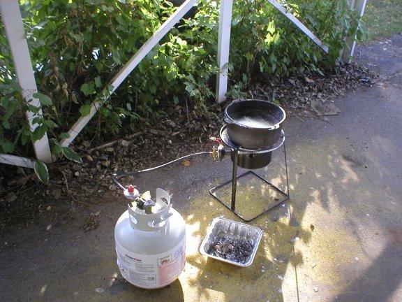 One home smelting production setup [Archive] - Cast Boolits