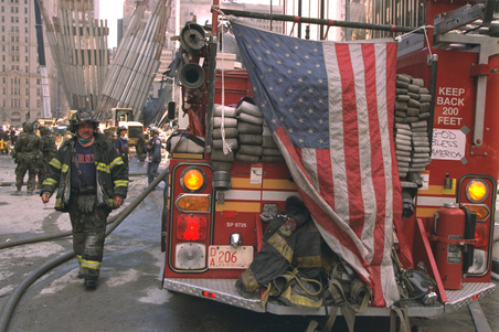 9-11 and ground zero - Never Forget
