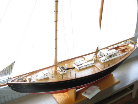 Woods Hole Model Boat Show