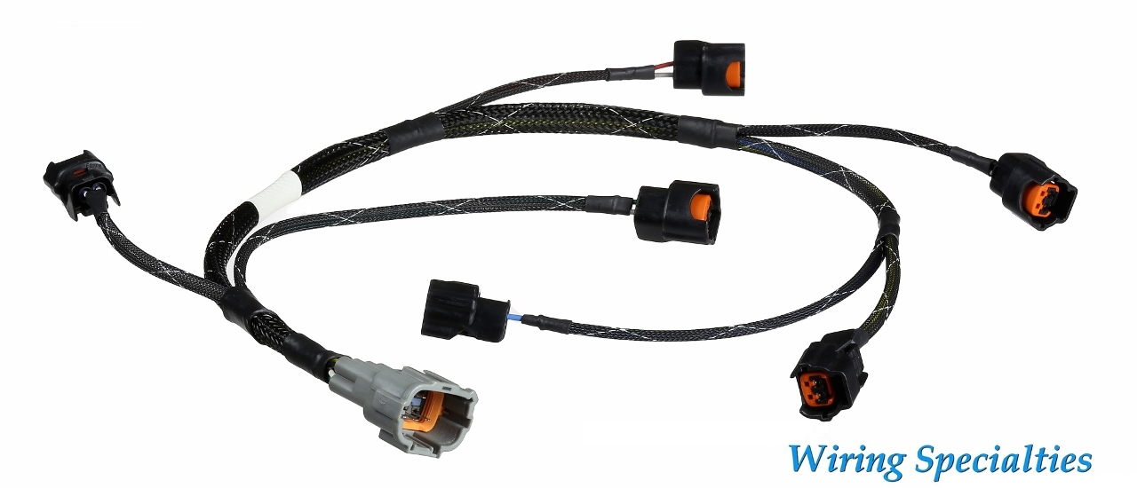 wiring specialties injector sub harness