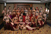 Slave Leia Photo Shoot - Saturday