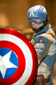 Captain America Photoshoot