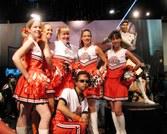 Rebel Cheerleaders