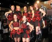 Sith Cheerleaders