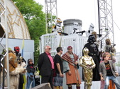 Star Wars Weekends Parade 6-1-2014