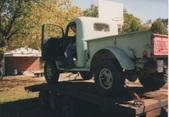 1941 Dodge WC40 Truck Build