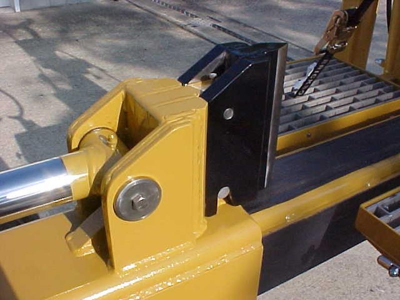 """Log Splitter Slide Replacement for 4/"""" Beam"""