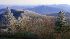 Brasstown Bald - Nov 23rd 2007