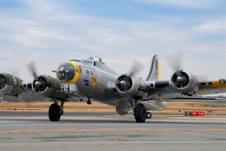 B-17 'Flying Fortress' Liberty Belle