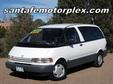 1991 Toyota Previa LE All-Trac Van