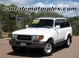 1993 Toyota Landcruiser 8 Passenger 4X4