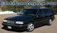1995 Volvo 850 Turbo Wagon GLT