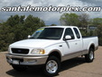 1997 Ford F150 Supercab Lariat 4X4
