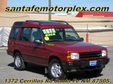 1997 Land Rover Discovery SE 4X4