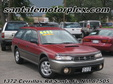 1997 Subaru Outback AWD Wagon Garnet Red