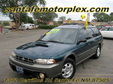 1997 Subaru Outback Wagon AWD Green