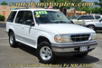 1998 Ford Explorer XLT White