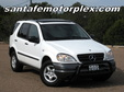 1999 Mercedes ML320 4WD