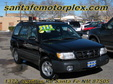 1998 Subaru Forester AWD Wagon Black