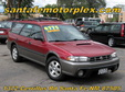 1998 Subaru Outback AWD 5-Speed