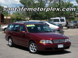 1998 Volvo V70 Turbocharged Wagon
