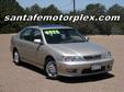 1999 Infiniti G20 Touring Sedan