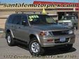 1999 Mitsubishi Montero Sport XLS