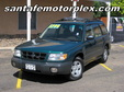 "1999 Subaru Forester ""L"" AWD Green"