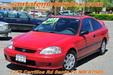 2000 Honda Civic Coupe DX