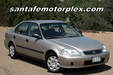 2000 Honda Civic DX Sedan