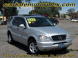 2000 Mercedes Benz ML320 AWD