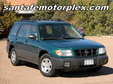 2000 Subaru Forester AWD Wagon